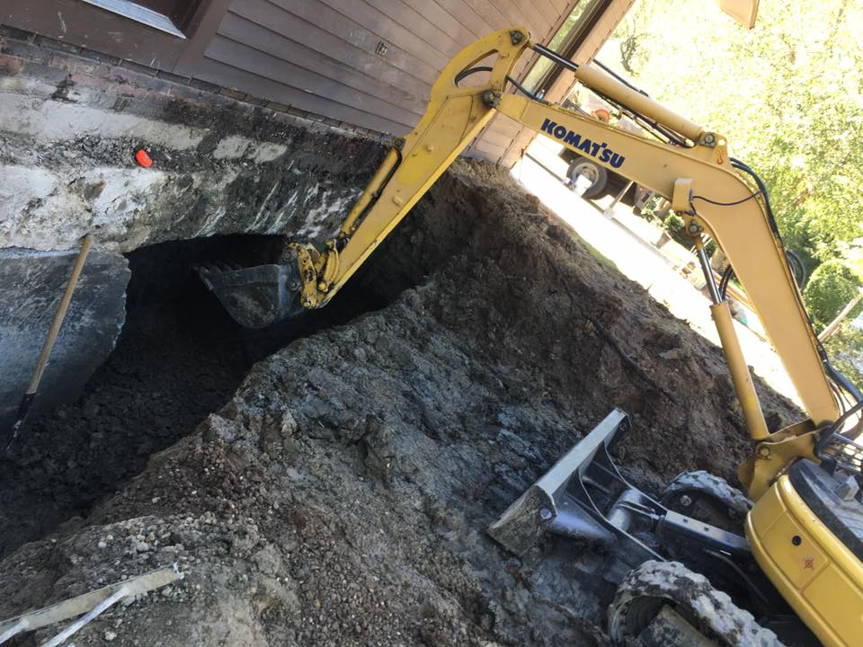 Foundation Repair Pepper Pike Ohio 44124 Reinforcement