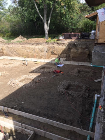 Basement Masonry Foundation Chagrin Falls Ohio 44023