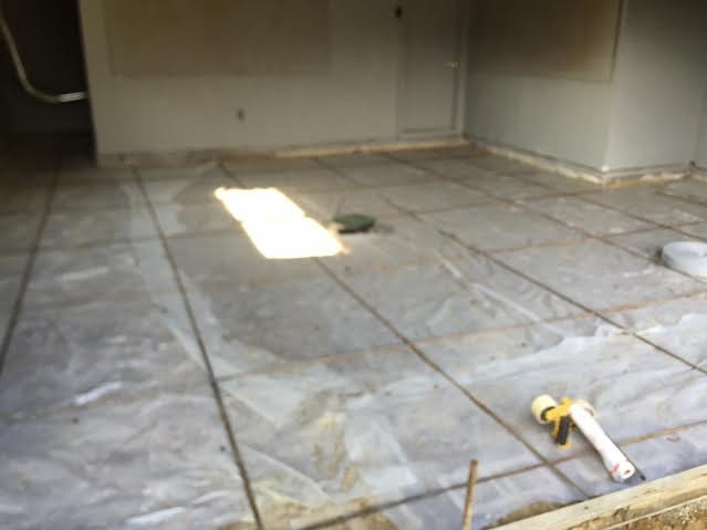 Concrete Garage floor replacement Mentor Ohio 44060