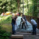Reinforced commercial concrete contractor Willoughby ohio 44094