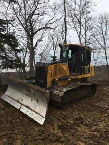 Final grade.  Bulldozer work  Perry Ohio 44081 Excavating