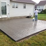 London Cobblestone Stamped Concrete Madison Ohio 44057