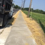 Concrete sidewalks repairs  Chardon Ohio 44024
