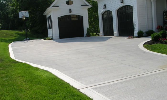 Concrete Driveway replacement.
