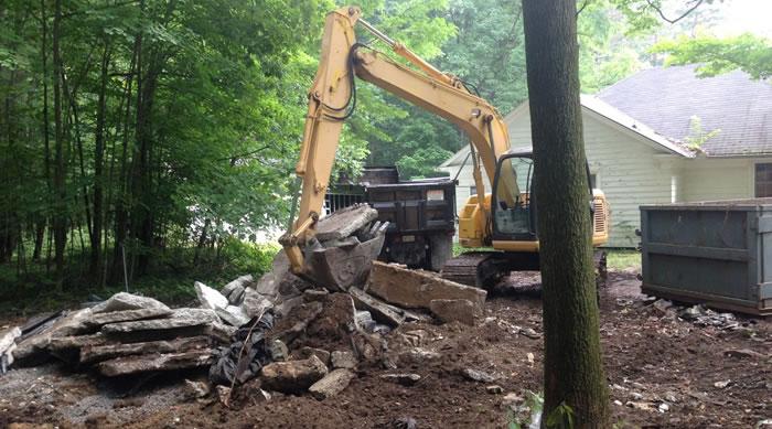 Demolition Services Chardon
