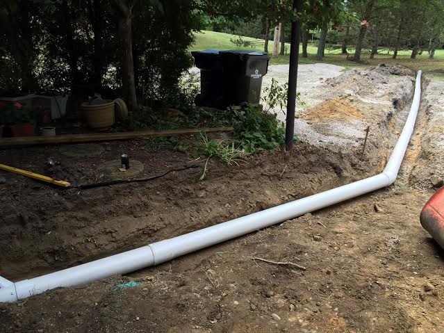 Storm sewer Installation Willoughby Oh 44094