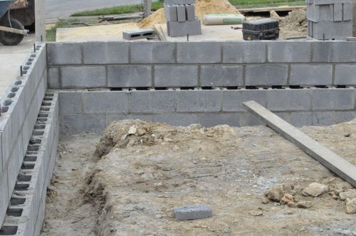 Masonry Contractor Foundation in Mentor Ohio