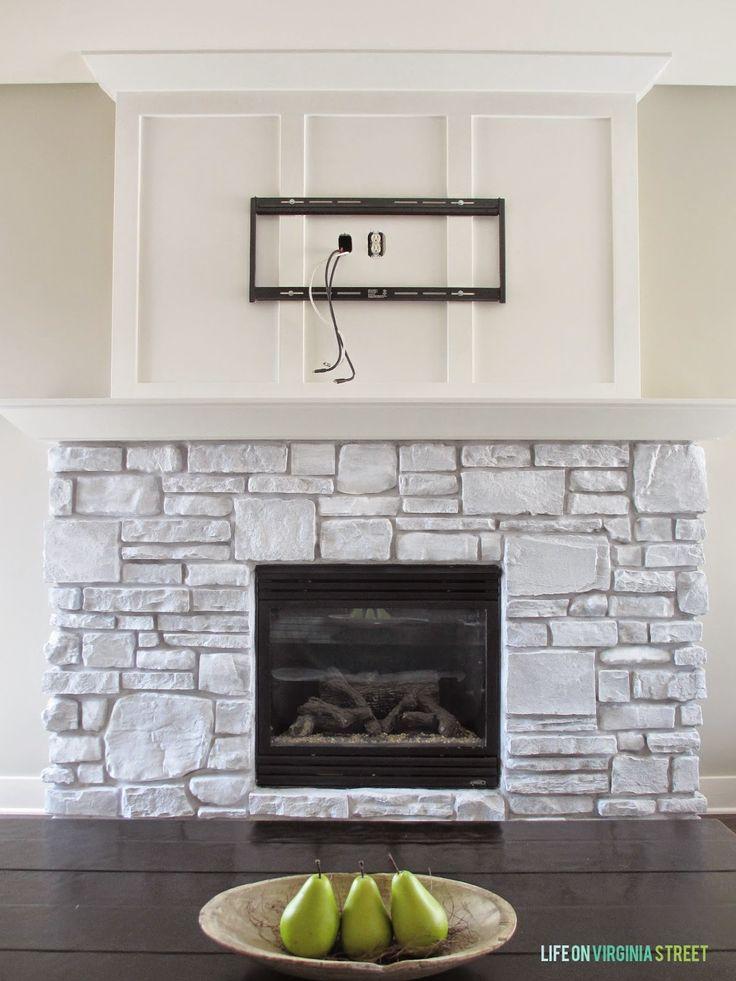 Masonry stone fireplace Concord Painesville Ohio