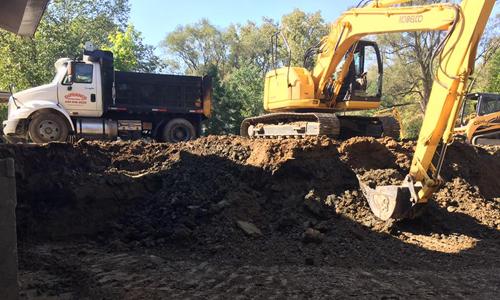 Grading And Excavating Contractors