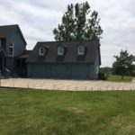 concrete driveway replacement in Hunting Valley, Ohio