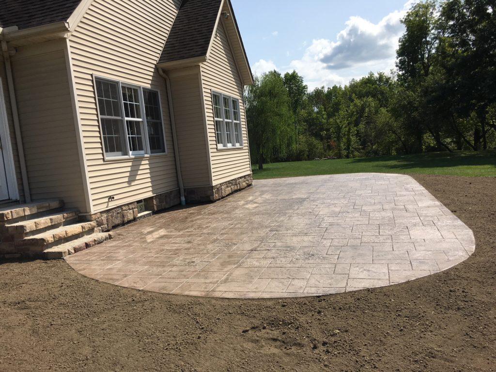 Concrete Patio Auburn Township Ohio