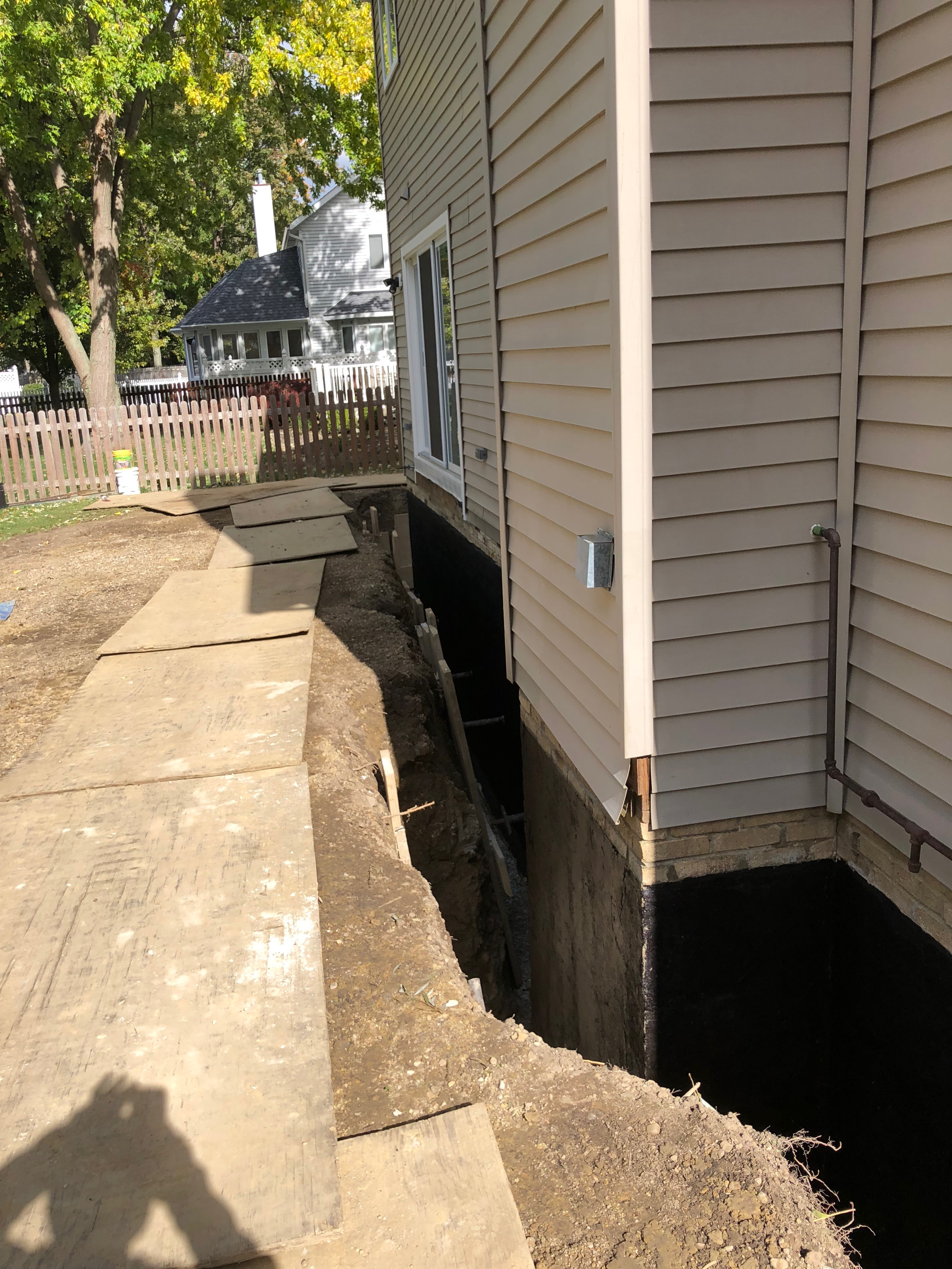 Auburn Township, Ohio Basement waterproofing contractor