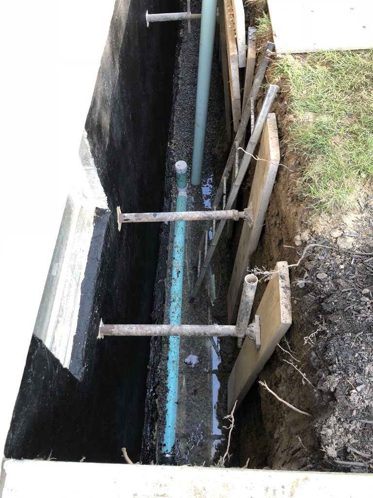 Hudson Ohio Basement waterproofing