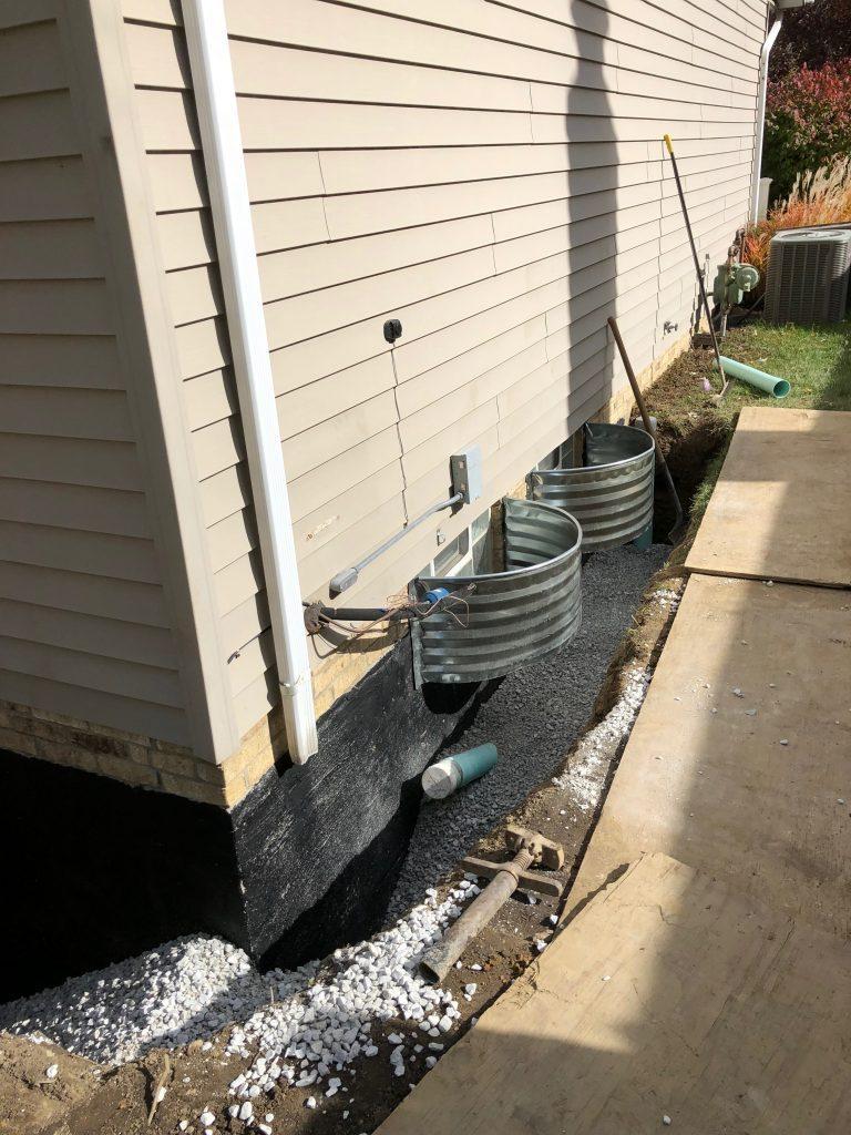 Basement Waterproofing in Novelty, Ohio